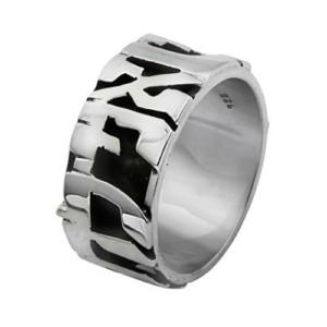 Sterling Silver Ani L'Dodi Ring - Baltinester Jewelry