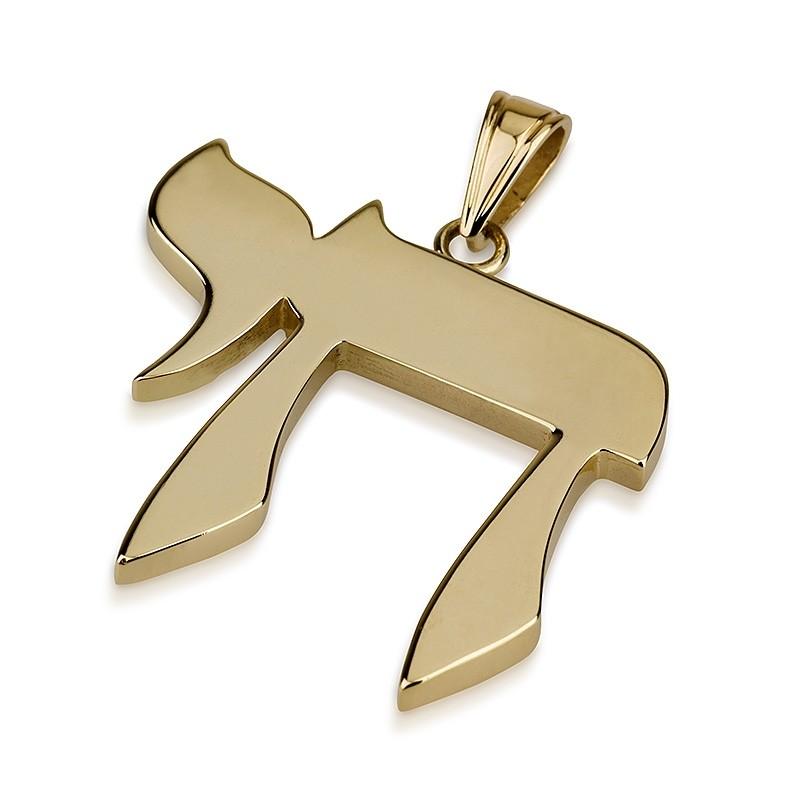Classic Hai Pendant 14k - Baltinester Jewelry