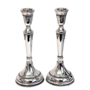 Shabbat candlesticks | Baltinester Jewelry LTD
