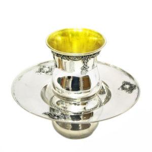 Sterling Silver Mayim Achronim - Baltinester Jewelry