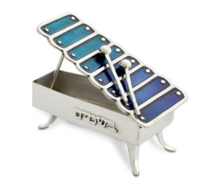 Colorful Xylophone Besamim Holder for Havdalah - Baltinester Jewelry