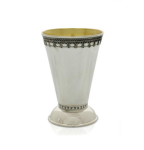 Eyal Small Kiddush Cup - Baltinester Jewelry