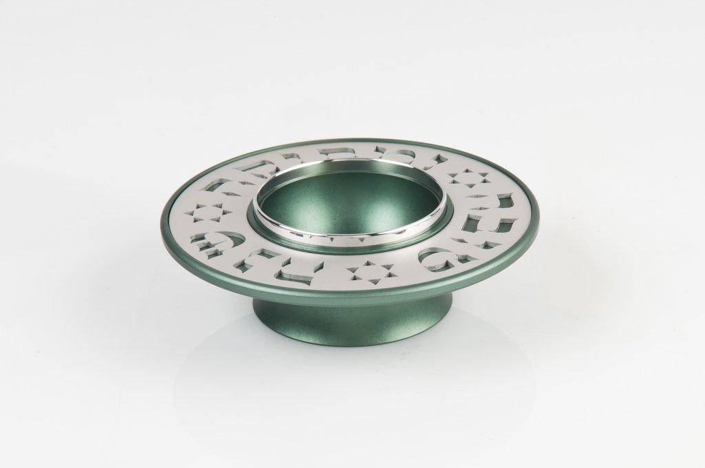 Small Honey Dish - Green - Baltinester Jewelry