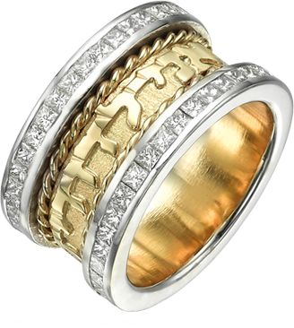 Wedding ring | Baltinester Jewelry